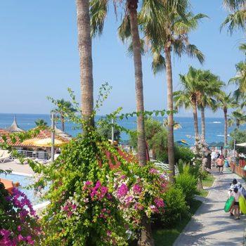 Justiniano club Alanya viešbučio atsliepimai (Turkija)