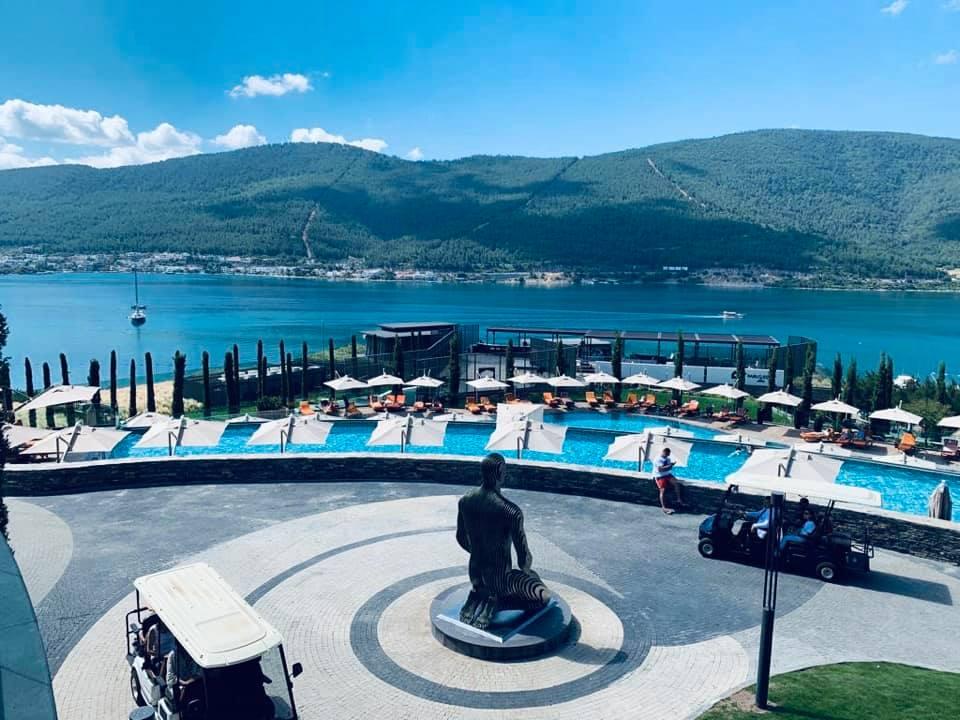 Lujo hotel Bodrum atsiliepimai Turkija