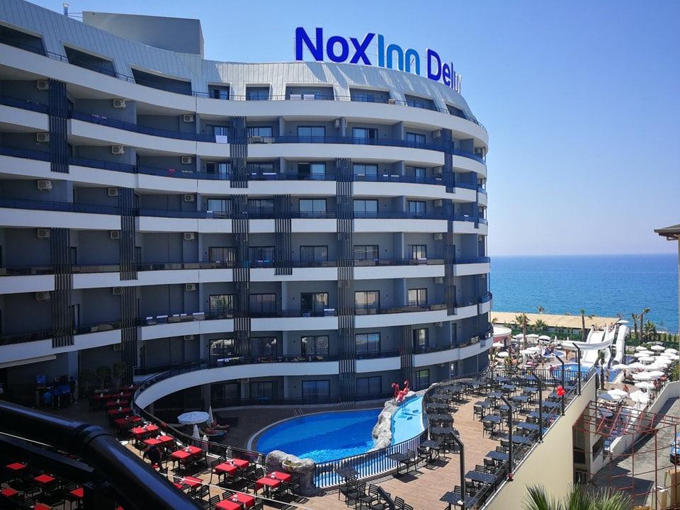 NoxInn Deluxe atsiliepimai Alanija Turkija