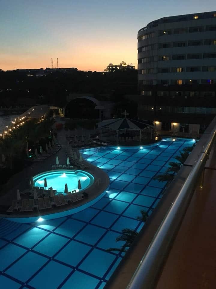 Orange County Resort alanija viešbutis ir atsiliepimai