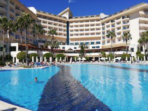 Apie Saphir Resort & SPA 5*