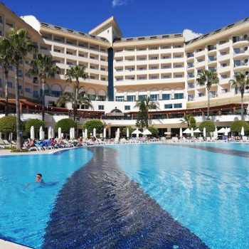 Apie Saphir Resort & SPA 5*