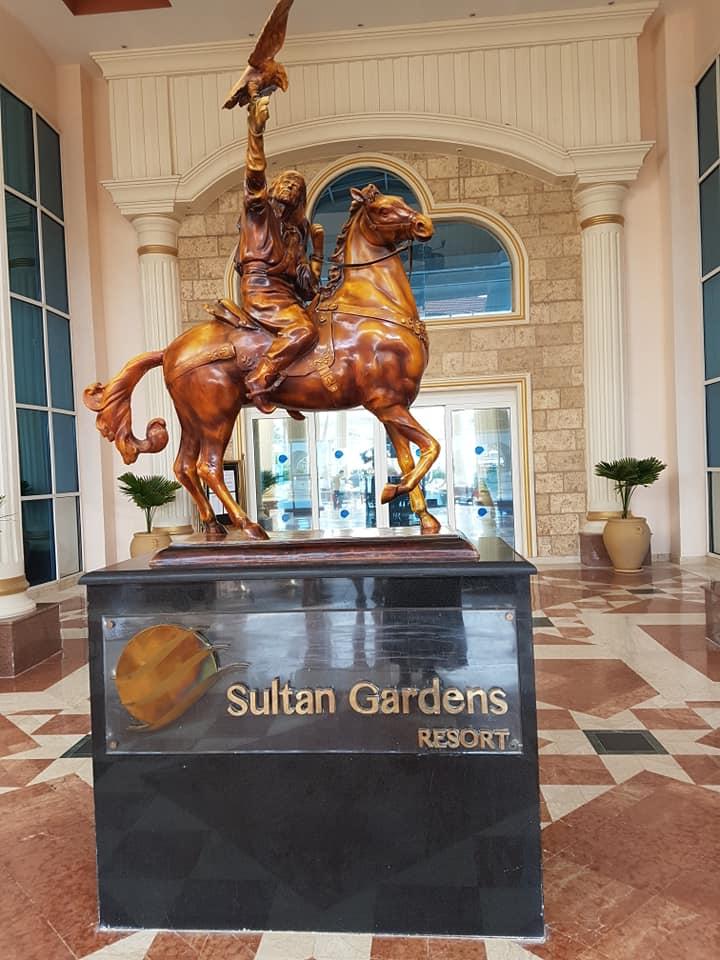 Sultan Gardens Resort Šarm el Šeichas
