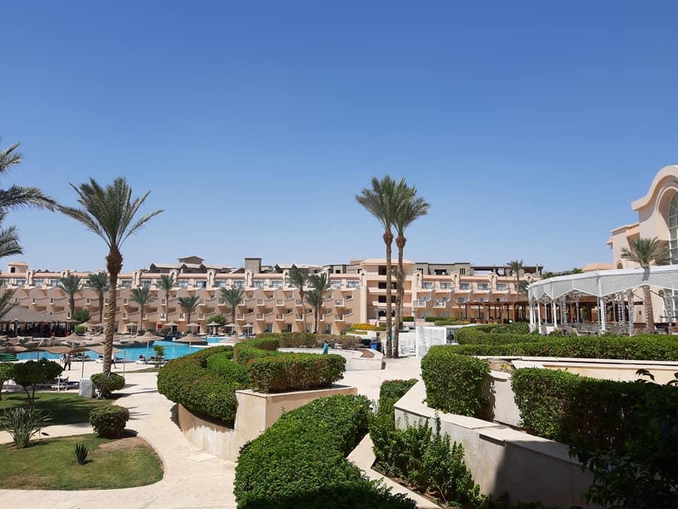 Pyramisa Sahl Hasheesh Beach Resort atsiliepimai