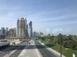 Dubajaus Kelias