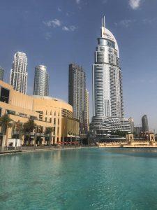 Kelionė į Dubajų