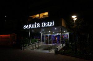 Saphir Hotel 4 atsiliepimai