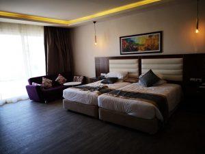 moderna kambarys