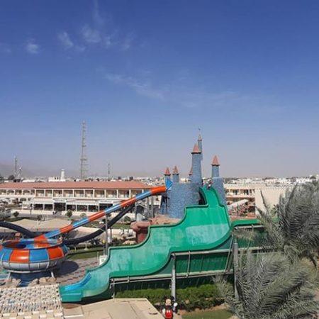 Albatros Aqua Blu viešbutis Egipte Šarm el Šeikas