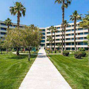 Mirage Park Resort & spa atsiliepimai Turkijoje