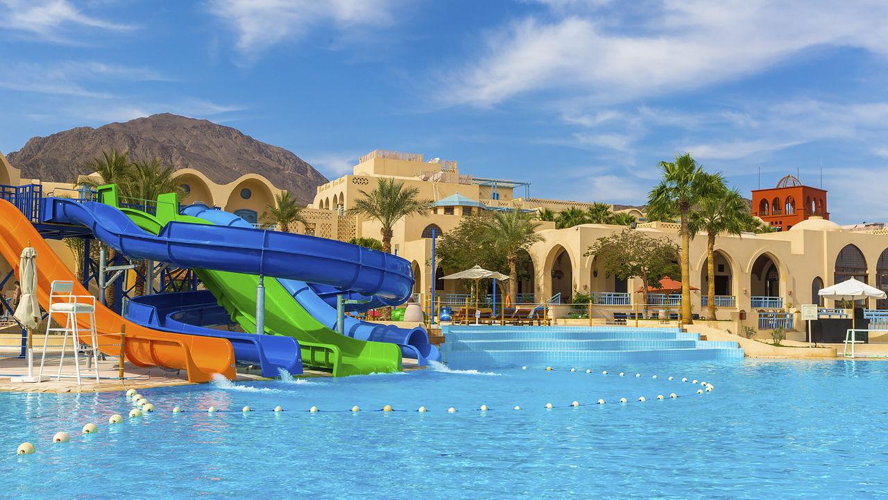 El Wekala Aqua Park Resort atsiliepimai Taba Egiptas