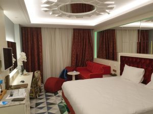 Granada kambariai